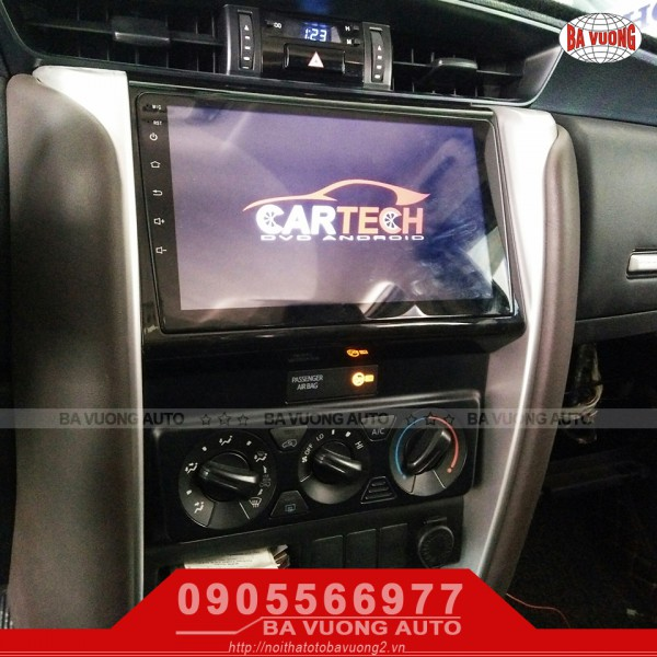 [Ba Vuong Auto] DVD Android Fortuner 2019